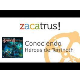 Conociendo Héroes de Terrinoth