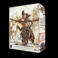 1066 La batalla de Hastings juego de guerra para 2 jugadores con modo en solitario