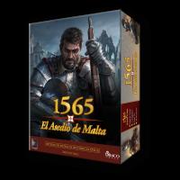 1565 El Asedio de Malta es un juego basado en batallas históricas épicas