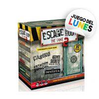 Escape Room The Game 2 es un juego de mesa de mecánica Escape con el que te enfrentarás a 4 aventuras.