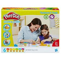 Play-Doh: Aprendo Texturas y Herramientas