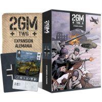 2GM Tactics: Expansión Alemania
