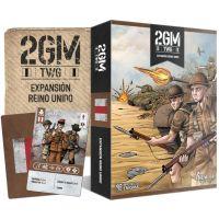 2GM Tactics: Expansión Reino Unido