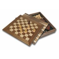 3 JUEGOS; Ajedrez, Damas y Backgammon.