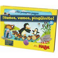 ¡Vamos, vamos, Pingüinito!