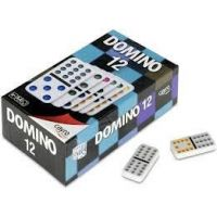 DOMINO COLORES DOBLE 6