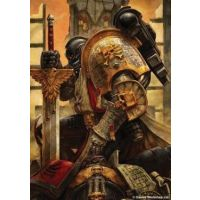 Fundas Fantasy Flight: Standar Warhammer 40 000 war