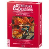 Dungeons & Dragons reglas básicas caja roja