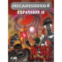 Mecanisburgo Expansión 2: Mutantes en Marte