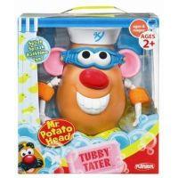 Mr. Potato hora de baño