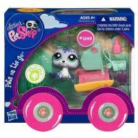 Little Pet Shop mini vehiculos