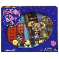 Little Pet Shop Blythe y Pet shop de viaje