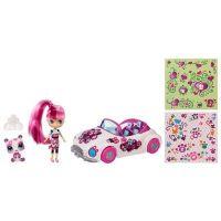 Little Pet Shop Descapotable de Blythe