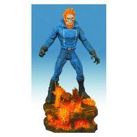Motorista Fantasma, Ghost Rider, figura 18 cm., Marvel Select