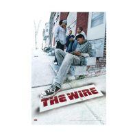 Póster 4ª temporada, The Wire