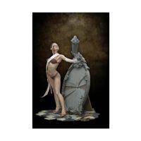 Estatua de resina, pecado orgullo, serie 1