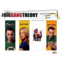 Set A punto de libro magnético, The Big Bang Theory