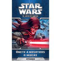 Star Wars LCG: Únete a nosotros o muere / Ecos de la Fuerza