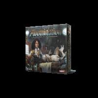 Abominación: El Heredero de Frankenstein juego de mesa