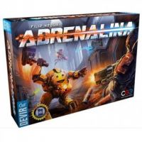 Juego de mesa Adrenalina