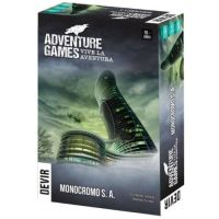 Adventure Games - Monocromo S.A