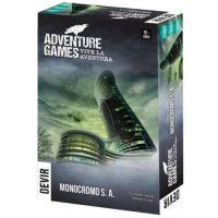 Adventure Games - Monocromo S.A Kilómetro 0