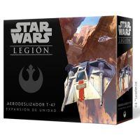 Star Wars Legión: Aerodeslizador T-47