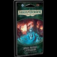 Arkham Horror, El juego de cartas: Donde aguarda la perdición