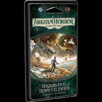 Arkham Horror, El juego de cartas: Perdidos en el tiempo y el espacio