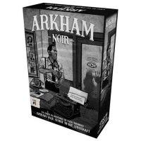 Juego Arkham Noir: Los asesinatos del culto de la bruja es un juego en solitario de colección de cartas.