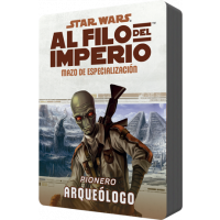 Star Wars: Al filo del Imperio. Mazo de especialización: Pionero Arqueólogo