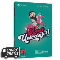 ¡Arre unicornio!