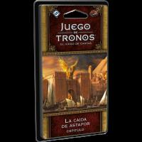 Juego de Tronos LCG: La caída de Astapor son nuevas cartas para tus paridas de Juego de Tronos