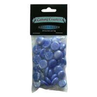 Contadores Marble Blue