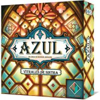 Azul Vitrales de Sintra es un juego de mesa de colocación de losetas, azulejos, en el que tendrás que tener estrategia para ganar.