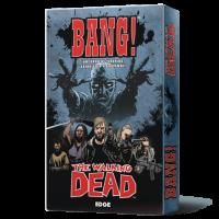 Bang! The Walking Dead es una versión del aclamado juego de mesa Bang!
