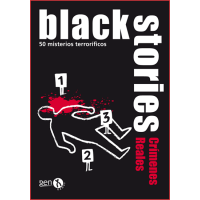 Black Stories: Crímenes Reales