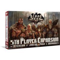 Blood Rage - Expansión para 5 jugadores