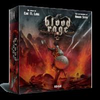 Blood Rage juego de mesa de miniaturas de vikingos