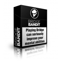Baraja de cartas Bridge Bandit