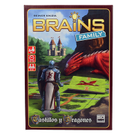 Brains Family: caballeros y dragones