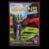 Brains Family: caballeros y dragones