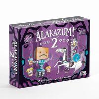 Alakazum juego de mesa con cartas de tradiciones españolas y americanas donde debemos intentar que no nos invadan.