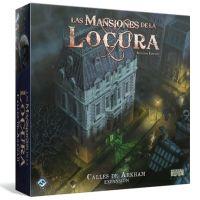 Las Mansiones de la Locura, Segunda edición: Calles de Arkham