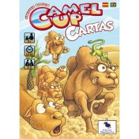 Camel Up: Cartas
