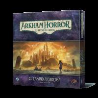 Arkham Horror, El juego de cartas: El camino a Carcosa