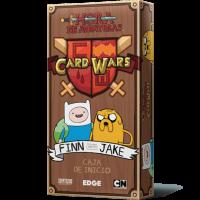 Hora de Aventuras / Card Wars: Finn contra Jake