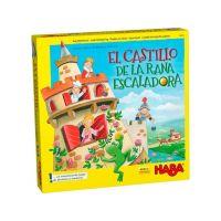 El castillo de la Rana Escaladora - pequeño golpe en la caja