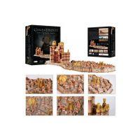 Juego de tronos - Puzzle 3D king