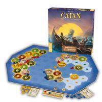 Catan: Piratas y Exploradores 5 - 6 jugadores expansión para el juego de mesa Catán